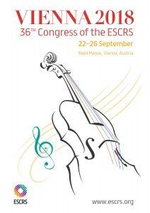Hội nghị Phẫu Thuật Khúc Xạ -Thể thủy tinh Châu Âu (ESCRS) Viên, Áo 2018
