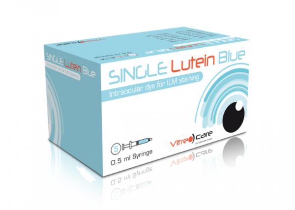 Single Lutein Blue