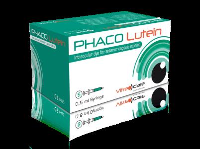 VitreoCare Phaco Lutein