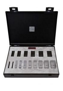 Bộ 8 lăng kính đo độ lác + red filter