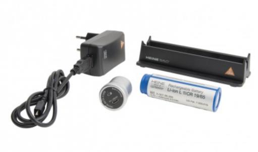 Bộ nâng cấp chuyển đổi pin sạc USB Heine Beta 4