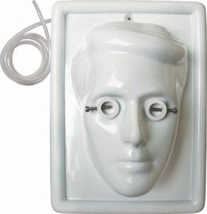 Mặt nạ gắn mắt thực hành phaco